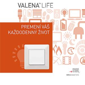 Technický katalóg Legrand Valena Life